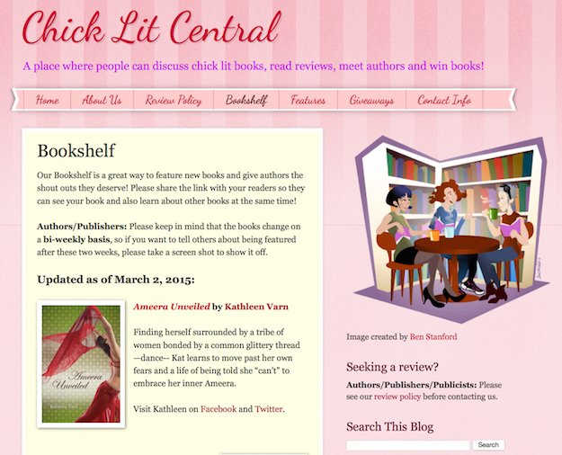 Kat-Varn-Ameera-Unveiled-Featured-On-ChickLit-Central