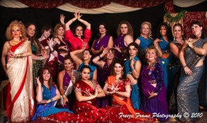 The Palmetto Oasis Middle Eastern Dance Troupe