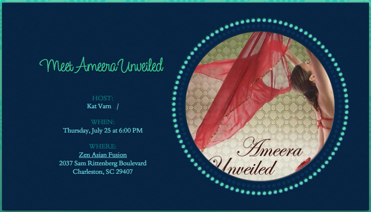 Ameera Unveiled Launch Party