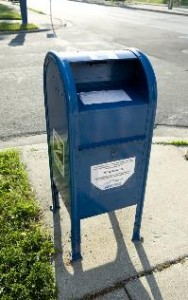 The Iconic Mailbox
