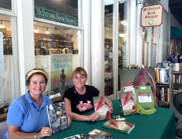 Authors Millie West and Kat Varn